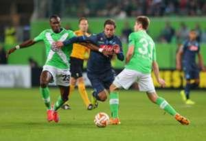VfL Wolfsburg v SSC Napoli - UEFA Europa League: Quarter