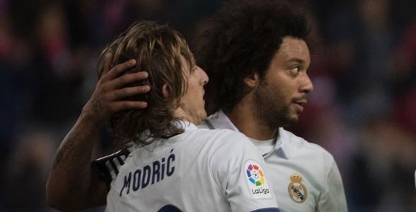 Luka Modric & Marcelo