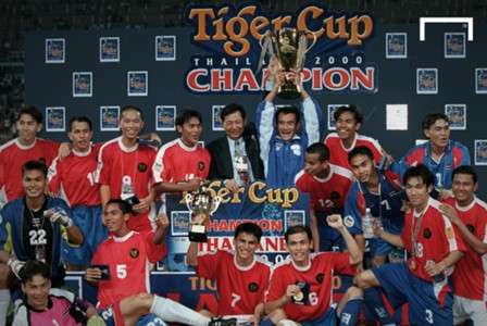 AFF ASEAN Tiger Cup 2000 Thailand - Champion