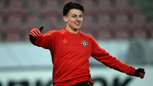 Regan Poole - Manchester United