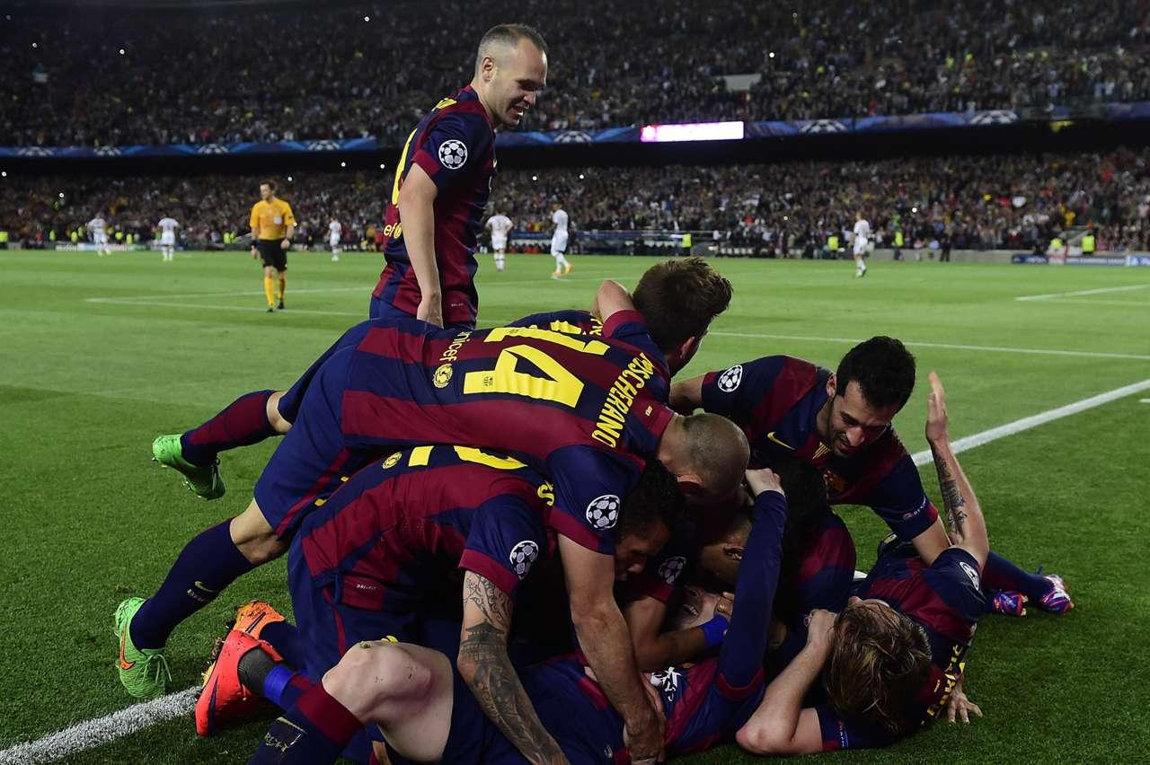 FC Barcelona v FC Bayern Muenchen - UEFA Champions