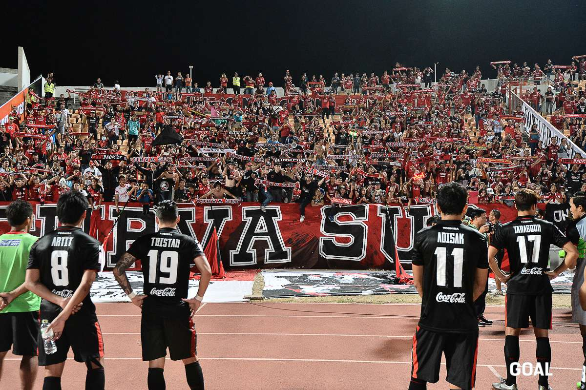 TOYOTA THAI LEAGUE IN PICTURES - We Are Supporter