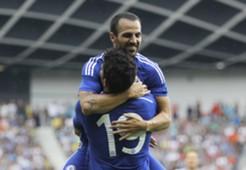 Cesc Fabregas & Diego Costa, Chelsea