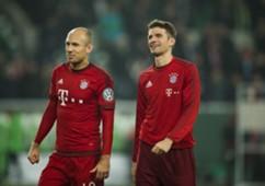 Arjen Robben & Thomas Muller