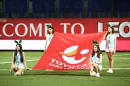 Toyota Thai League flag
