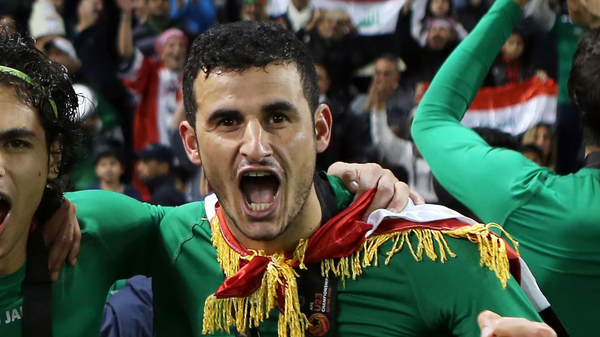 Ayman - Hussein - Iraq U23