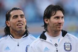 Carlos Tevez - Lionel Messi