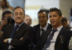 Florentino Perez - Cristiano Ronaldo