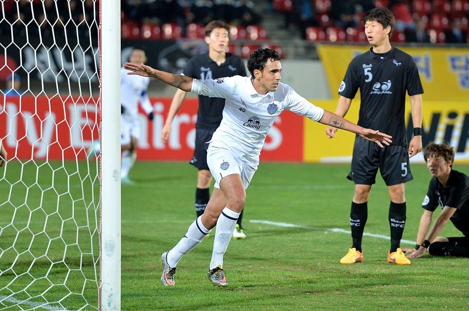 Diogo Luis Santo - Buriram United