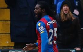 Emmanuel Adebayor, Crystal Palace
