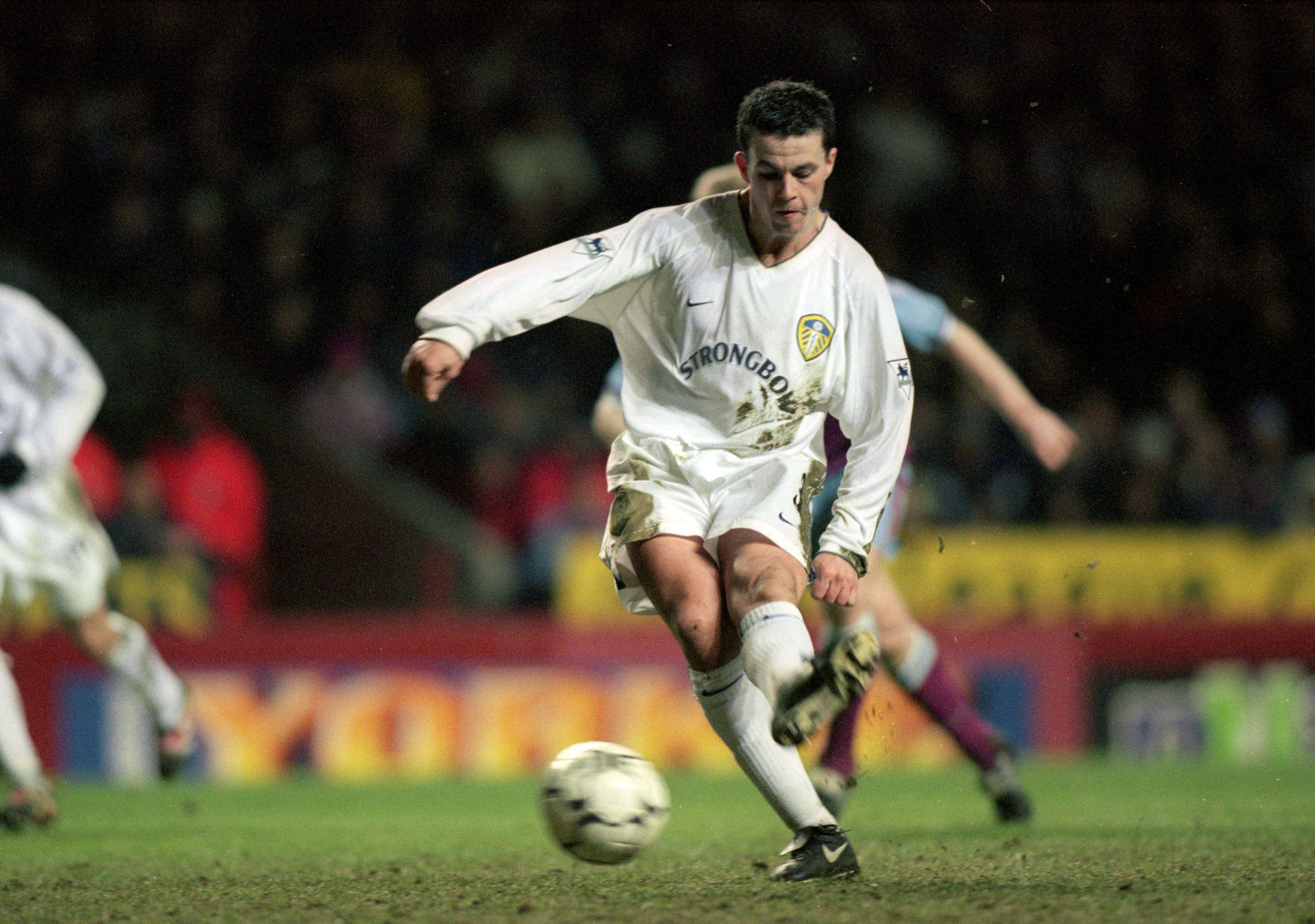 Ian Harte - Leeds United