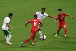 Singapore U23 vs Indoneis U23 - SEA Games 2015