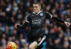 Jamie Vardy | Leicester away