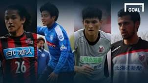 4 ASEAN JLeague players