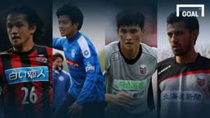 4 ASEAN JLeague players