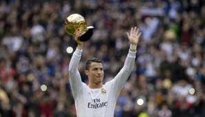 Cristiano Ronaldo - Real Madrid Ballon'dor