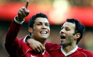 Cristiano Ronaldo & Ryan Giggs