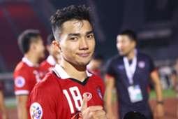 ชนาธิป สรงกระสินธ์ - Muang Thong United - Kashima Antlers