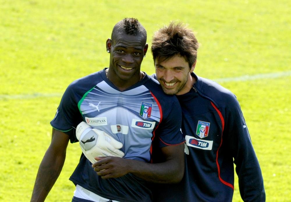 Gianluigi Buffon de retour en sélection italienne