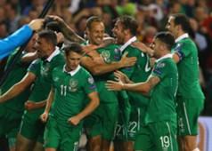 REPUBLIC OF IRELAND VS. GERMANY