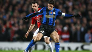 Ryan Giggs & Javier Zanetti