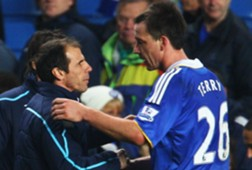 Gianfranco Zola & John Terry