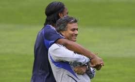Jose Mourinho & Didier Drogba, Chelsea