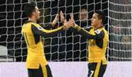 Mesut Ozil & Alexis Sanchez