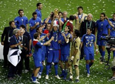 Italy fifa world cup 2006