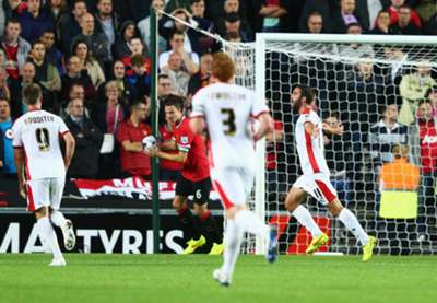 MK Dons v Manchester United - Capital One Cup Second