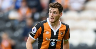 Andrew Robertson - Hull City