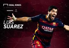 GFX Luis Suarez