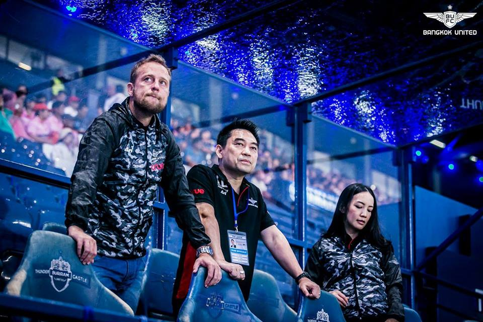 ส่องขุมกำลังทีม โตโยต้า ไทยลีก (2017) : แบงค็อก ยูไนเต็ด
