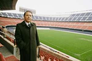 Jose Lluis Nunez - Former president Barcelona