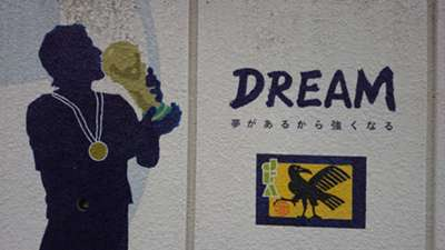 Japan Football Museum: ที่ตรงนั้นมีความฝันอยู่  (ตอนที่ 1)