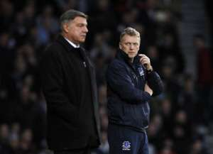 Sam Allardyce - David moyes