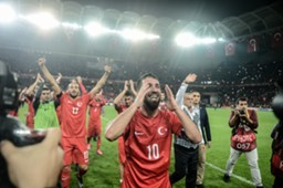 Arda Turan Turkey Turkiye Iceland Izlanda