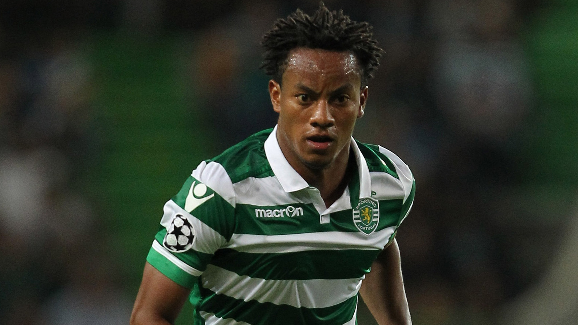 Andre Carrillo Sporting Lisbon