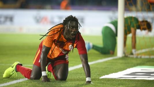 Bafetimbi Gomis Osmanlispor Galatasaray 08192017