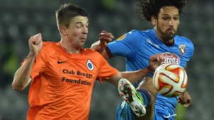 Brandon Mechele Amauri Torino Club Brugge