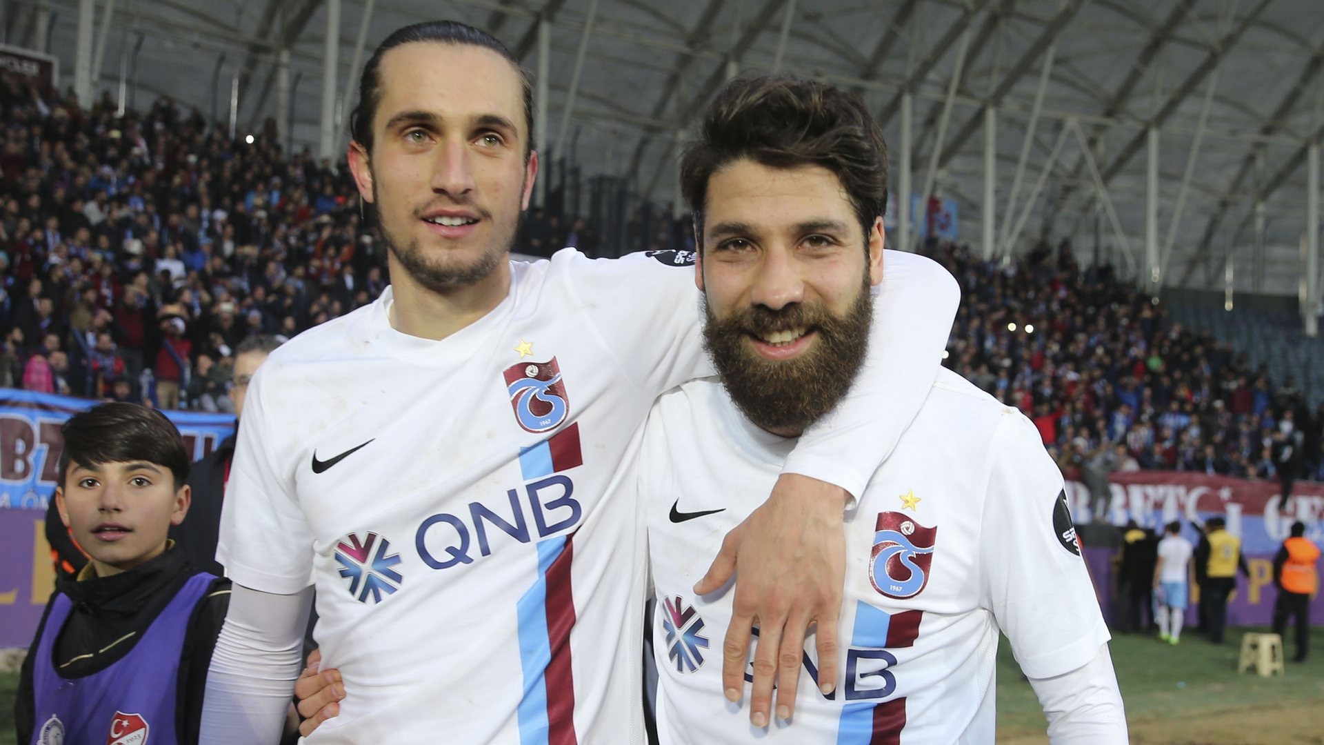 Yusuf Yazici Olcay Sahan Trabzonspor