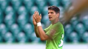 Mario Gomez Wolfsburg