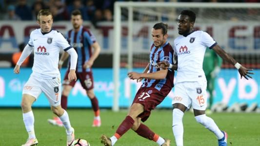 Edin Visca Yusuf Yazici Joseph Attamah Trabzonspor Basaksehir  05212017