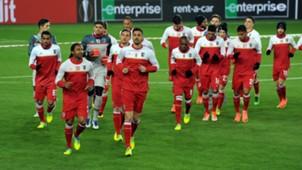 Braga training