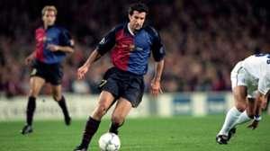 Luis Figo Barcelona
