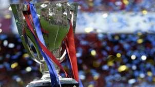 La Liga Trophy Barcelona
