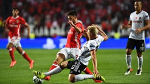 Pizzi Beck Benfica Besiktas 09132016