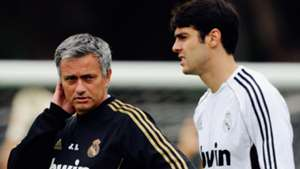 Jose Mourinho Kaka Real Madrid