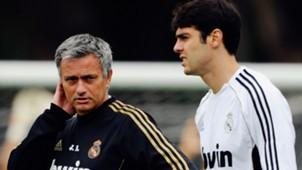 Jose Mourinho Kaka Real Madrid
