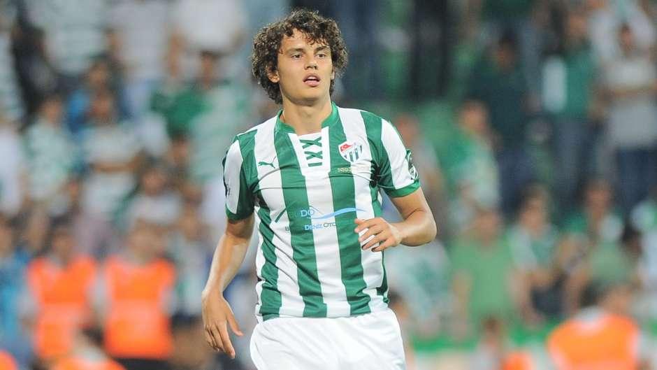 Enes Unal Bursaspor 09152013